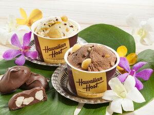 【送料無料】【ハワイアンホースト マカデミアナッツチョコアイス 】ギフト お取り寄せ アイス アイスクリーム 洋菓子 スイーツ デザート プレゼント 通販 お土産 お祝い おすすめ チョコ