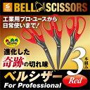 【ベルシザー】カラー レッド3本セットスズキ機工