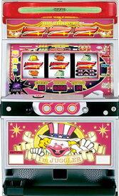 アイムジャグラーEX [ピンク] 【中古】 《コインレスセット》 パチスロ実機