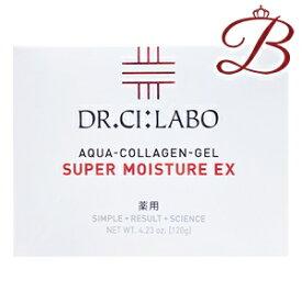 ドクターシーラボ 薬用 アクアコラーゲンゲル スーパーモイスチャーEX 120g