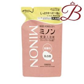 ミノン 薬用保湿入浴剤 400mL 詰替え用