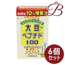 【×6個】ファイン 大豆ペプチド100 33包入り