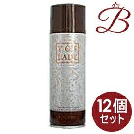 【×12個】インターコスメ トップレディ カラースプレー No.102 ダークブラウン 100g