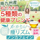 【安心の国産・農薬不使用】ダイエットティー 痩リズム (ダイエット茶20包)
