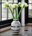 ケーラー Kahler オマジオ シルバー(L) 花瓶 KAHLER/ケーラー フラワーベース Omaggio Vase Silver (L) 15213 花瓶...