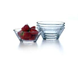 ガラス サラダボウル ROSENDAHL ローゼンダール コペンハーゲン| Grand Cru ガラス ボウル (S) 4個セット 25450 | 北欧 キッチン ギフト