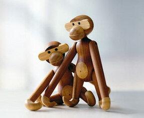 ローゼンダール#39250木製玩具モンキーsmall20cmMonkey
