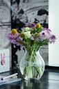 ROSENDAHL ローゼンダール社 コペンハーゲンSaga Magnolia Vaseフラワーベース(M) 19cm #38361 マグノリア モクレン花瓶 ...