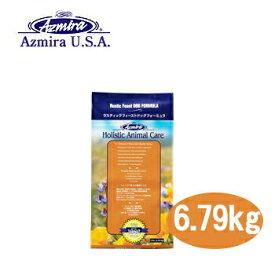 Azmira アズミラ ラスティックフィーストドッグフォーミュラ(七面鳥ベース) 6.79kg【成犬・高齢犬・子犬((全犬種・全年齢対応)/ホリスティックフード】