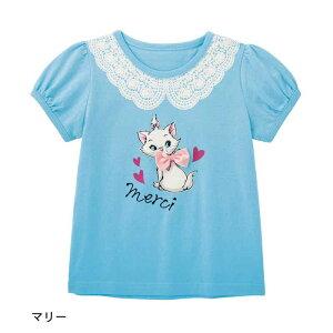 【Disney】ディズニー デコTシャツ 「マリー」 ...