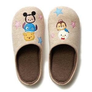 【Disney】ディズニー 快適スリッパ 「ツムツム」...