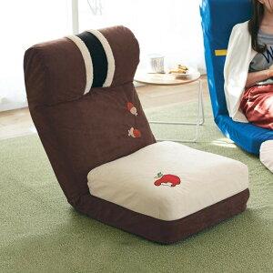 【Disney】ディズニー クッション付き座椅子 「チ...