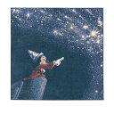 【Disney】ディズニー プリントラグ/Disney Fantasia/ミッキーマウス