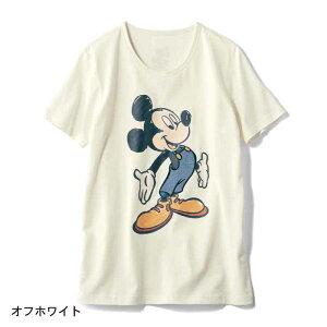 【Disney】ディズニー 半袖Tシャツ(メンズ) 「...