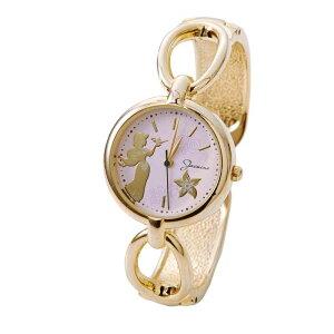【Disney】ディズニー バングル型腕時計 「ジャス...