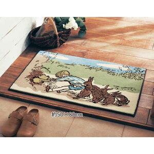 【Disney】ディズニー 玄関マット 約40×65 ...