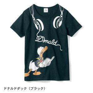 【Disney】ディズニー プリントTシャツ(メンズ)...