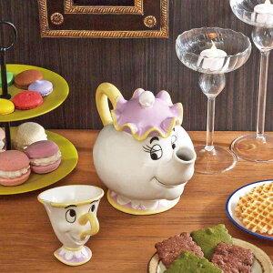 【Disney】ディズニー ティーポット&マグカップ(...