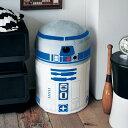 【STAR WARS】スター・ウォーズ ぬいぐるみになる布団収納袋/R2−D2 ◇ 家具 収納 クローゼット 押入 布団 収納 ラッ…
