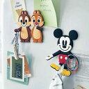 【Disney】ディズニー スタンドにもなるマグネットフック 「チップ&デール」 ◇ マグネット フック キッチン 玄関 デ…