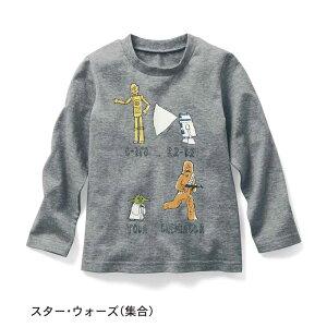 【STAR WARS】スター・ウォーズ 長袖Tシャツ ...