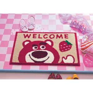 【Disney】ディズニー 洗える玄関マット(ロッツォ...