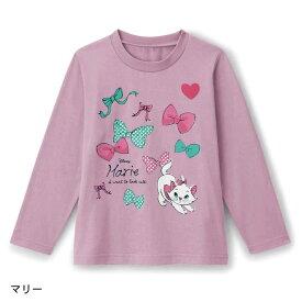 b9c4ffaa0f710  Disney ディズニー 長袖Tシャツ 「マリー」 ◇ 90 100 110 120 130