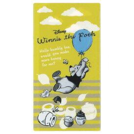 【Disney】ディズニー 3ポケット抗菌マスクケース 「プーさん(フウセン)」 ◆ プーさん(フウセン) ◆ ◇ ケース 収納 ポーチ 持ち運び 携帯 おしゃれ かわいい ◇