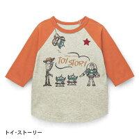 7fdea4788b6b8 PR  Disney ディズニー 七分袖Tシャツ 「トイ・ストーリー」 .