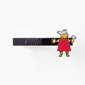 【Marvel】マーベル つながるネクタイピン 「マイティ・ソー」 ◇ メンズ 男性 小物 プレゼント ◇