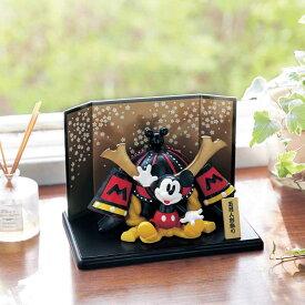 【Disney】ディズニー 五月人形 「 ミッキーマウス 」 ◇ ミッキー コンパクト 5月人形 子供の日 兜 カブト 節句 雛祭り 桃の節句 端午の節句 男の子 女の子 初節句 出産祝い プレゼント オシャレ ◇