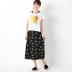 マキシアンサンブル【M〜3L】 ◇ レディースファッション レディース カットソー Tシャツ ◇