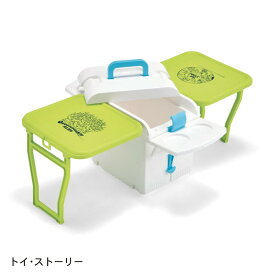 【Disney】ディズニー クーラーボックス付き折りたたみテーブル 「トイ・ストーリー」 ◆ トイ・ストーリー ◆