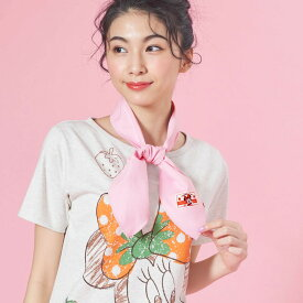 【Disney】ディズニー 暑さ対策スカーフ 「ミニーマウス」 ◇ スカーフ 女性 レディース ◇