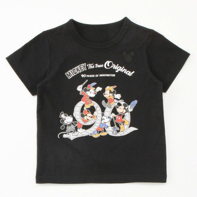 【期間限定最大1,000円OFFクーポン対象!5/23 23:59まで】【Disney】ディズニー ディズニー名札ココ半袖Tシャツ 「ブラック」