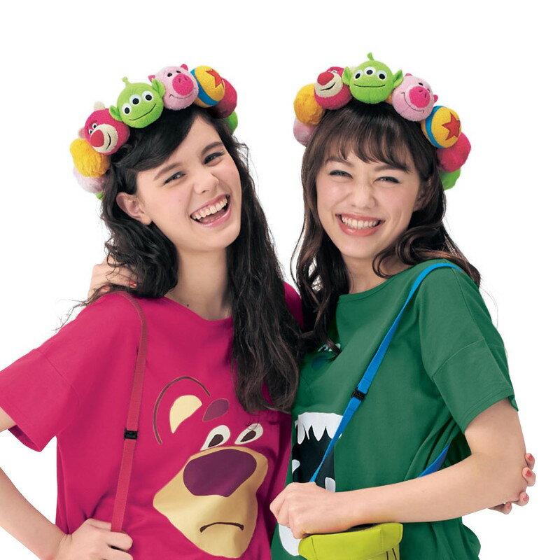 【Disney】ディズニー ポンポン冠 ◇ ヘア アレンジ 女性 レディース ◇