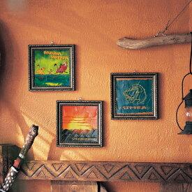 【Disney】ディズニー ライオン・キングの世界観を表現!油絵のようなアートボード3枚セット【先行販売】◇ ウォールアート アームフレーム アートポスター 絵画 壁掛け デザインフレーム ギフト プレゼント 卓上 グッズ ギフト雑貨 コレクション コレクション雑貨 ◇