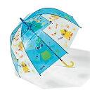 【Disney】ディズニー ドーム型ビニール傘 「ダッキー&バニー」 ◇ 雨傘 傘 パラソル かさ 女性 レディース ◇