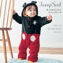 【 Disney 】 ディズニー あったかモコモコジャンプスーツ ◆ 70 80 ◆ ◇ 衣装 コスプレ カバーオール ロンパース ベ…