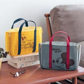 【 Disney 】 ディズニー 容量を変えられるバッグインバッグ◇ かばん 鞄 整理 収納 ハンドバッグ ポーチ インナーバッグ 小さめ 大きめ たっぷり マチ 仕切り 自立 かわいい おしゃれ プレゼント ギフト 贈り物 旅行 ◇
