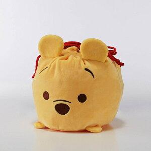【Disney】ディズニー のびのび巾着収納袋/ディズ...