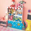 【Disney】ディズニー コレクションラック ◆ トイ・ストーリー ◆◇ ラック 棚 コレクション 本棚 シェルフ オープン…