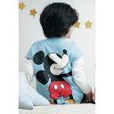 【Disney】ディズニー 抱きつきニットキルトベスト 「ミッキーマウス」 ◆ 80 90 100 ◆ ◇ ベビー服 ベビー 服 新生…