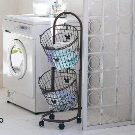 ランドリーバスケット ◇ 家具 収納 ランドリー 洗面 脱衣 洗濯 乾燥 ドラム 式 機 ◇