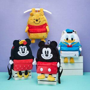 【Disney】ディズニー フォト映えぬいぐるみリュッ...