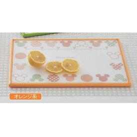 【Disney】ディズニー 食洗機対応まな板 「オレンジ系」 ◆ オレンジ系 ◆ ◇ キッチン 調理 用具 グッズ 用品 まな板 まないた 道具 ツール ◇