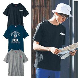 【Marvel】マーベル メンズTシャツ「マーベル」 「スパイダーマン(ネイビー)」 ◆ S M L LL 3L ◆ ◇ ベルメゾン メンズ ファッション Tシャツ カットソー トップス ◇