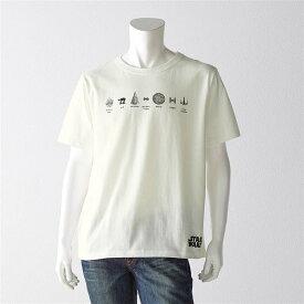 【STAR WARS】スター・ウォーズ プリントTシャツ(選べるキャラクター) 「ファルコン」 ◆ M L LL 3L ◆ ◇ ベルメゾン メンズ ファッション Tシャツ カットソー トップス ◇