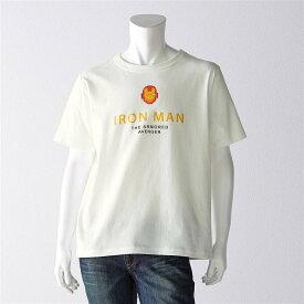 【Marvel】マーベル プリントTシャツ(選べるキャラクター) 「アイアンマン」 ◆ M L LL 3L ◆ ◇ ベルメゾン メンズ ファッション Tシャツ カットソー トップス ◇
