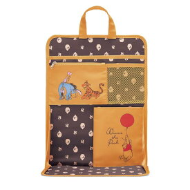 【Disney】 ディズニー リュック用バッグインバッグ(選べるキャラクター) 「くまのプーさん」 ◇ ベルメゾン バッグ カバン かばん レディース イン 小物入れ ◇